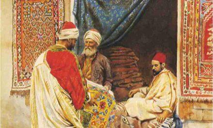 SHAHABAT SHUHAIB AR-RUMI PEDAGANG SUKSES MANTAN BUDAK ROMAWI