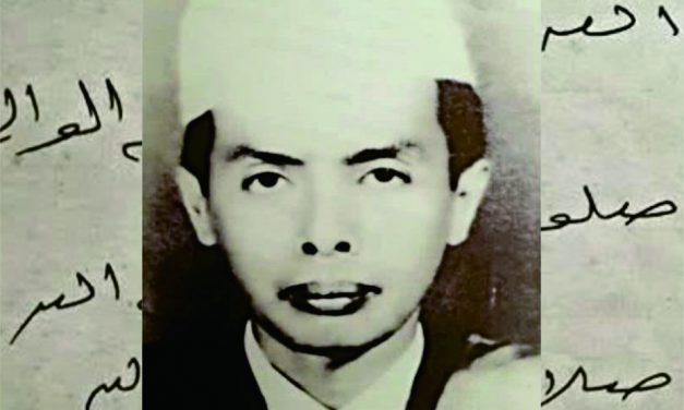 KH. M. ALI MANSHUR SHIDDIQ, KIAI NU PENGGUBAH SHALAWAT BADAR