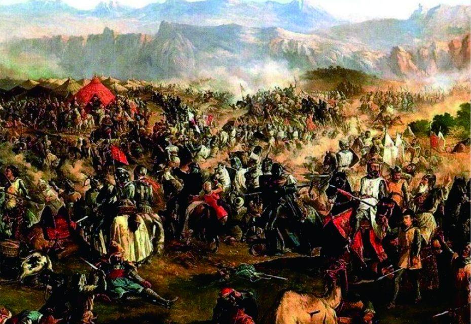 RECONQUISTA: SEJARAH TERBANTAINYA UMAT ISLAM DI SPANYOL (BAGIAN PERTAMA)