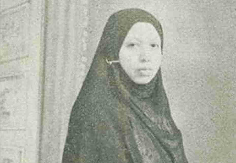 SYAIKHAH RANGKAYO RAHMAH AL-YUNUSIYAH, SYAIKHAH AL-AZHAR DARI TANAH ANDALAS
