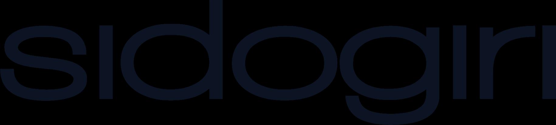 Logo sidogiri media - hitam