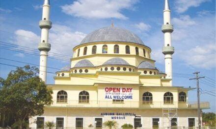 ISLAM DI NEGARA KANGURU