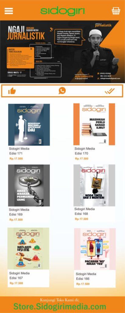 Store Sidogiri Media